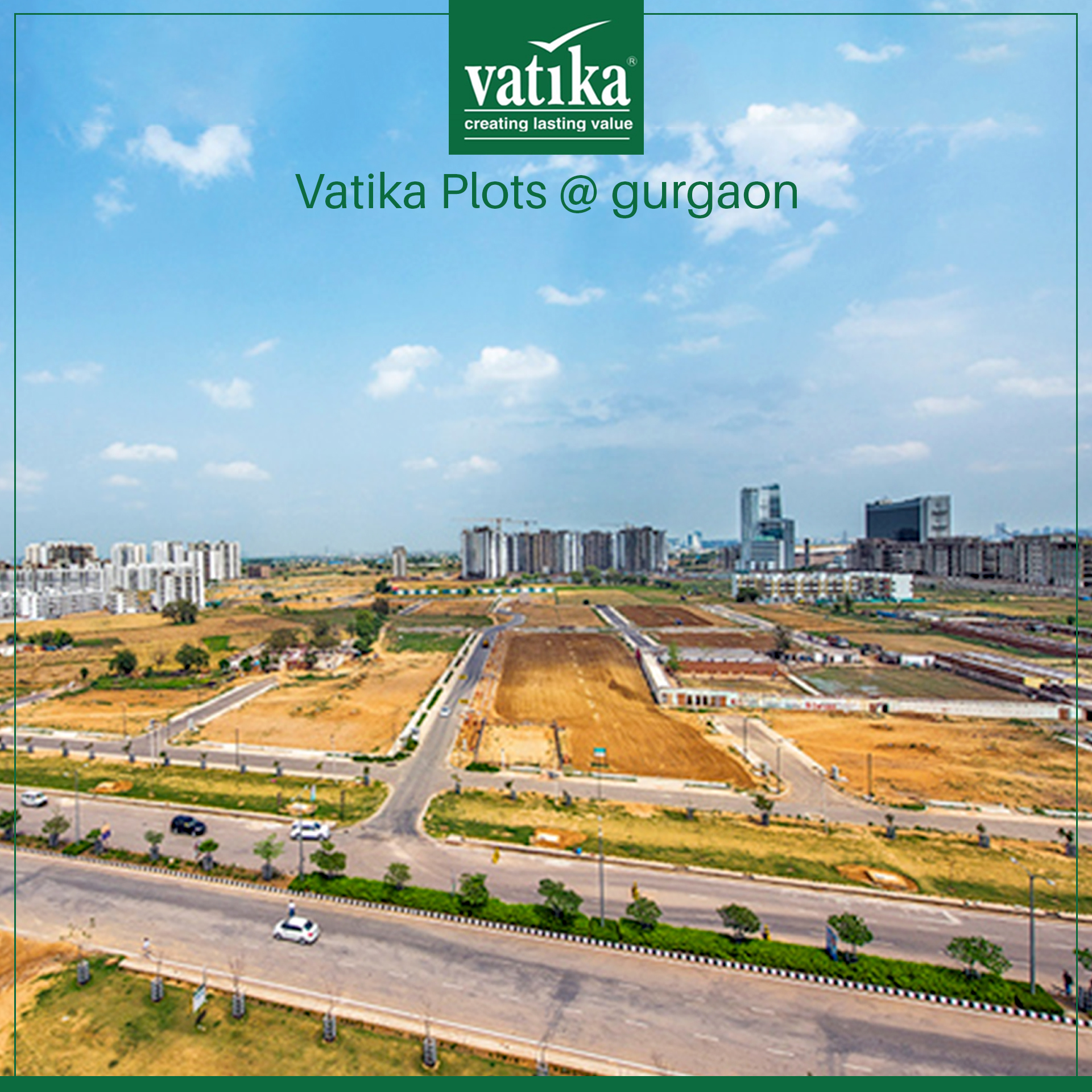 Vatika Plots in Gurgaon