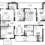 4 BHK+S Room (2576 SQFT)