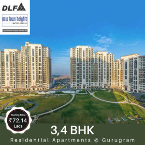 Dlf New Town Height 90