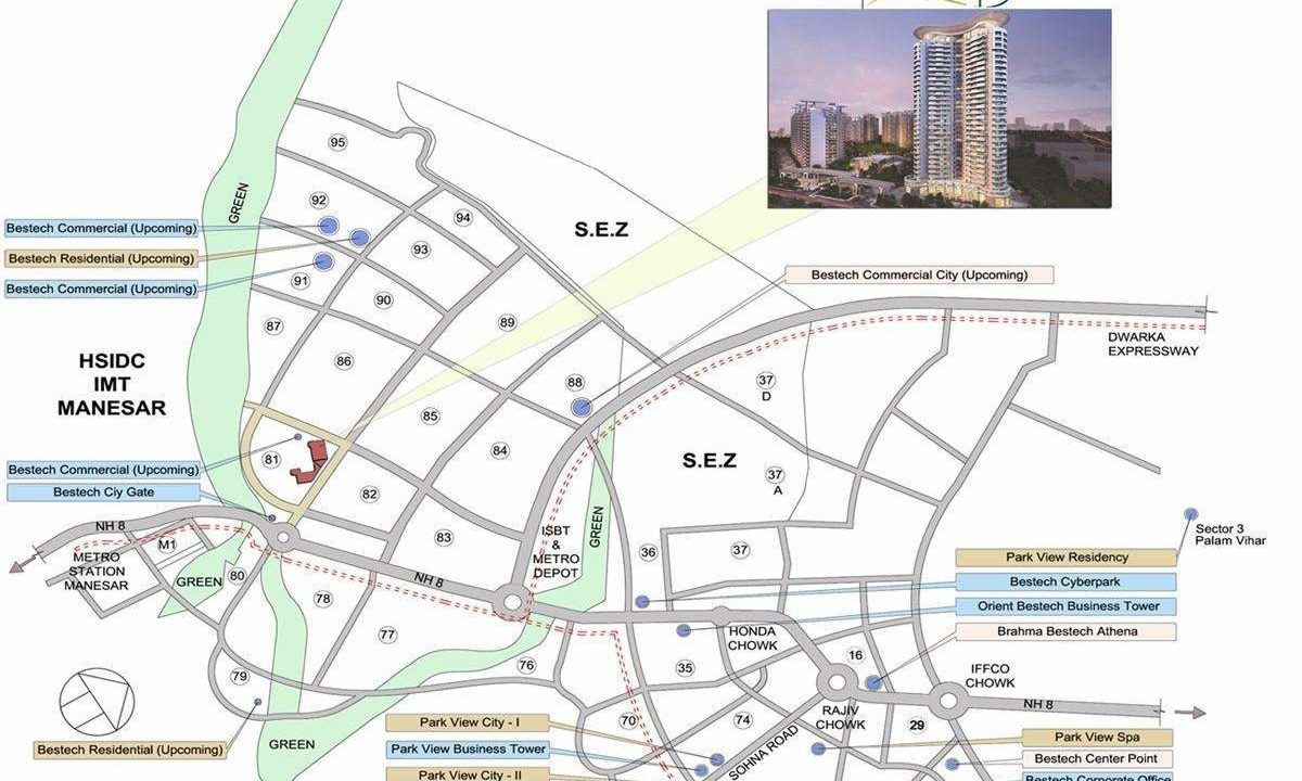 bestech-park-view-grand-spa-location-plan-397368