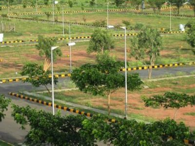 Golf Course Ext. Road